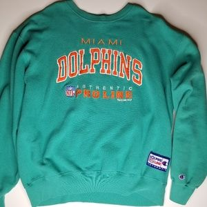 Pro Line ChampionMiami Dolphins sweater size XL